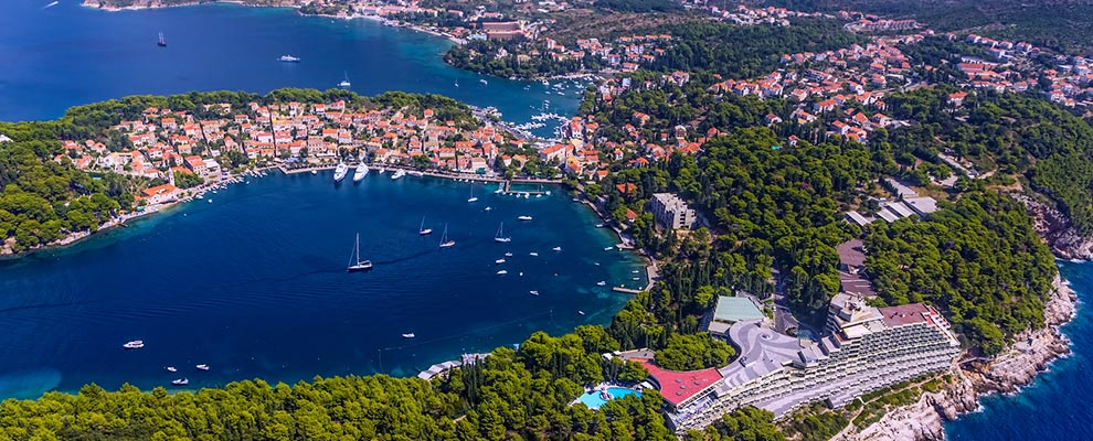 Restaurants in Cavtat