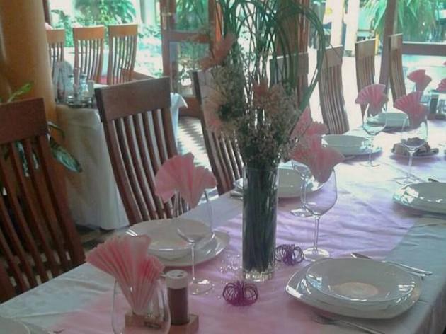 Restoran Bosiljevo: Feierlichkeiten / Svečanosti